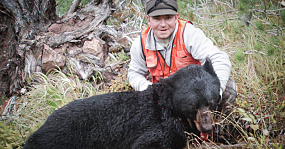 Montana Black Bear Hunting Outfitter | K Lazy 3 | Lincoln, MT